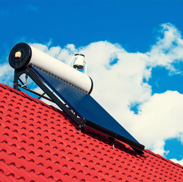 solar hot water system service