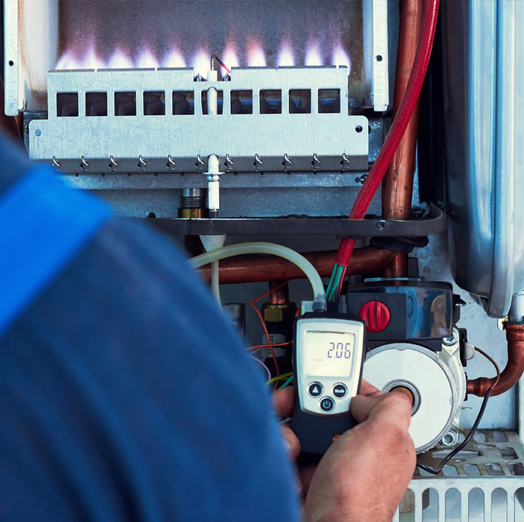 Gas Heater Installation