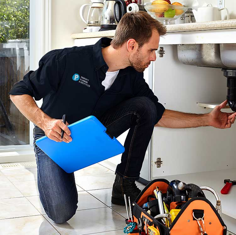 plumbers service perth