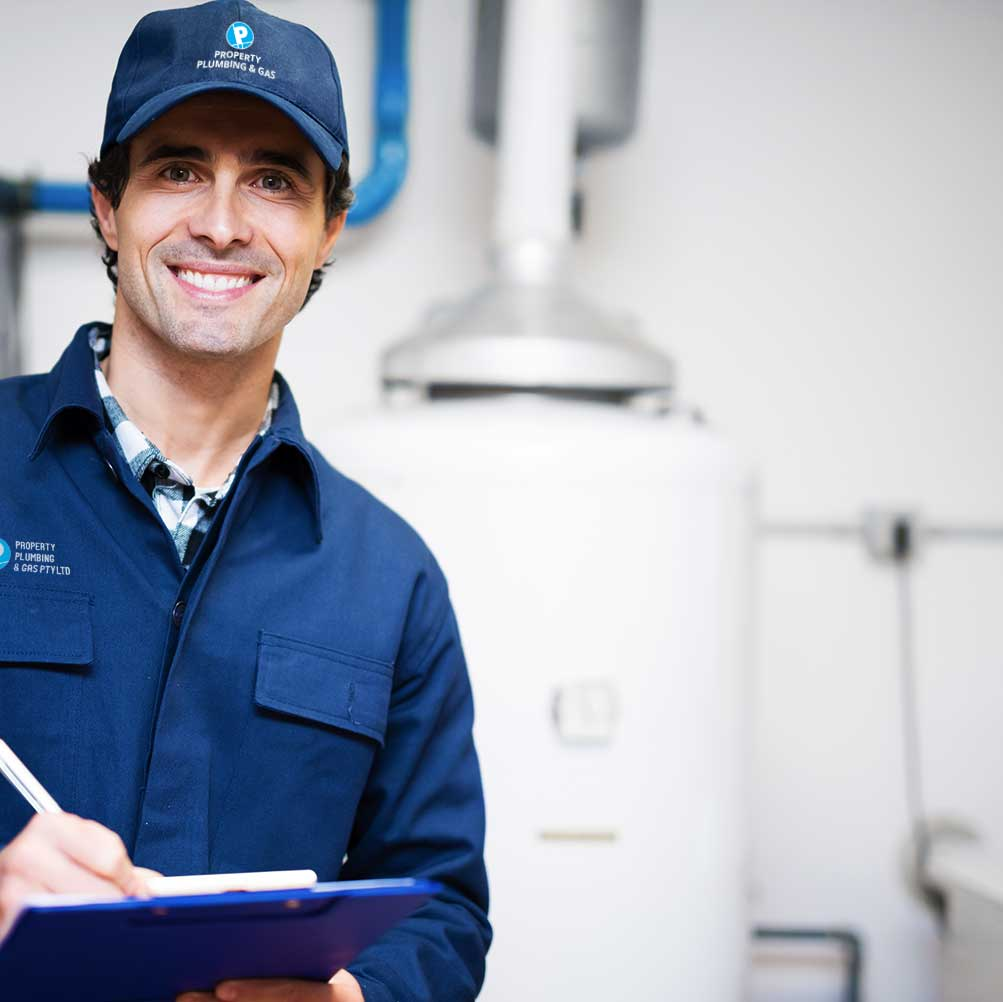 contact us for plumbing services perth